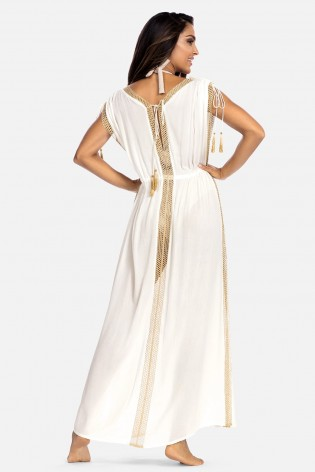 Платье-туника в стиле бохо Feba Glam dots