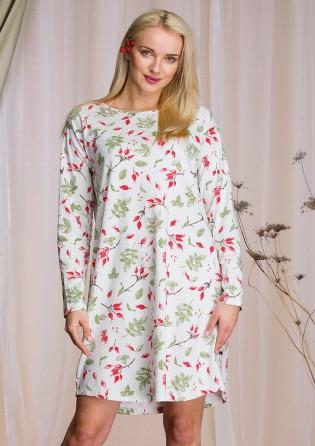 Женское домашнее платье Key Rose hip