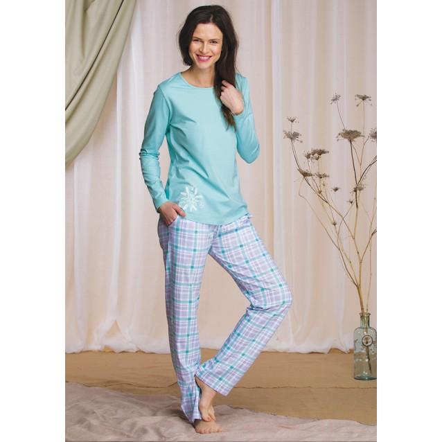 Пижама со штанами Key Turkus