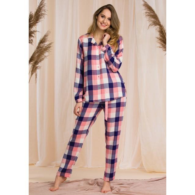 Пижама женская из вискозы Key