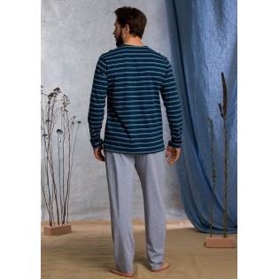 Хлопковая пижама Key