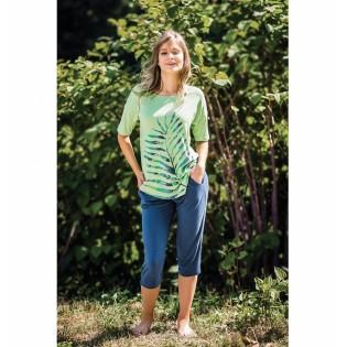 Женский костюм с бриджами Green