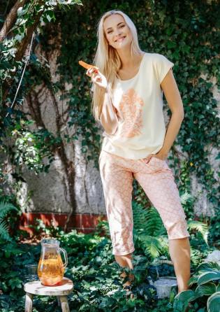 Пижама с бриджами KEY Sun
