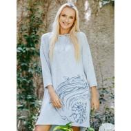 Платье-туника KEY Shell