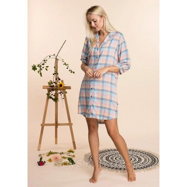 Женская домашняя рубашка Key Flow
