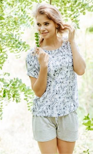 Женская пижама с шортами Key Tender