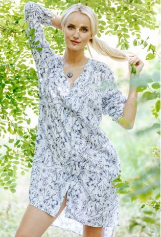 Платье-рубашка Key Tender