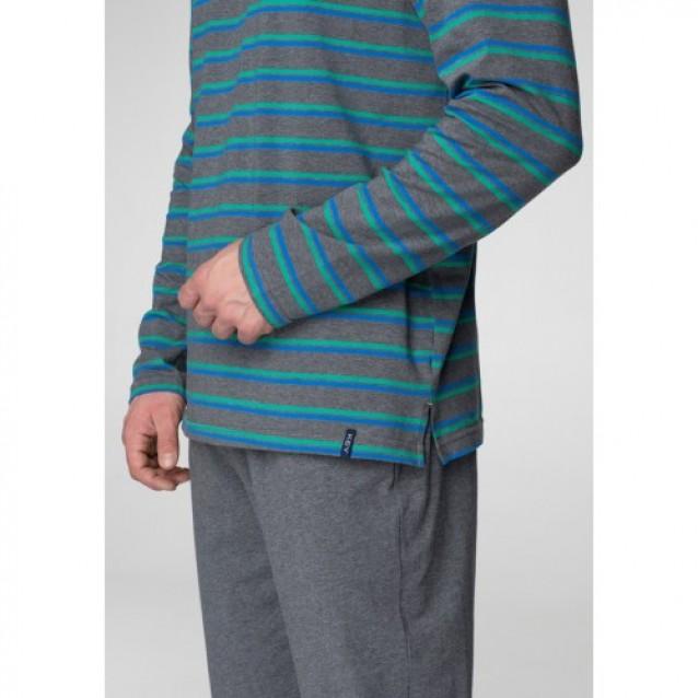 Хлопковая пижама мужская Key