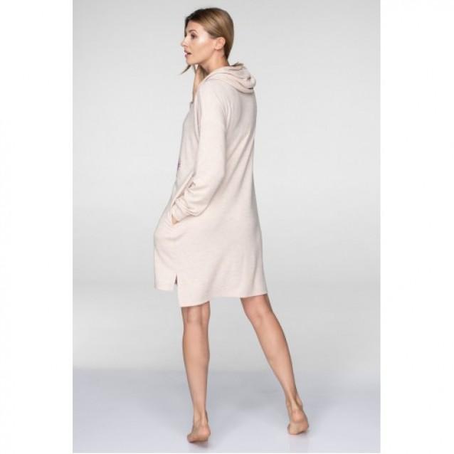 Платье домашнее теплое