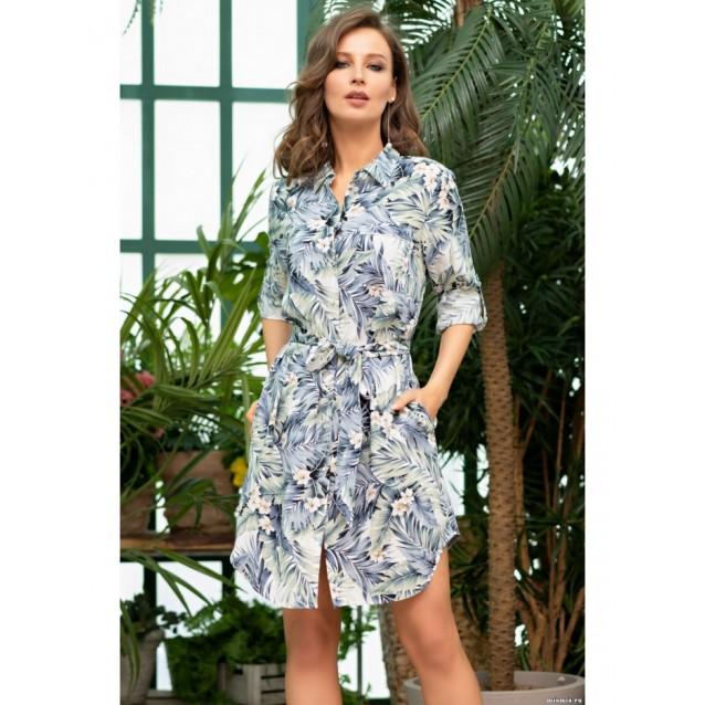 """Платье рубашка """"Мадейра"""""""