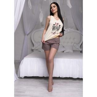 Комплект с шортами Agata