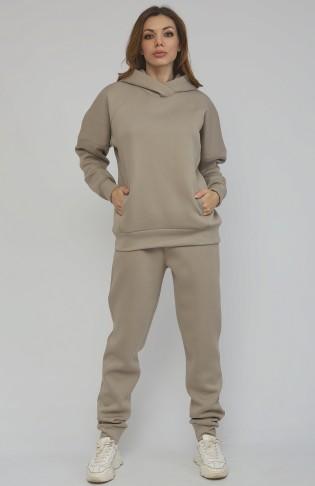 Теплый костюм с капюшоном Cool Girl