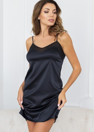 Сорочка из шелка Crystal Lady