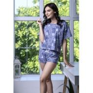 Пижама женская с шортами Kaleidoscope