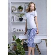 Женская пижама с бриджами Kaleidoscope