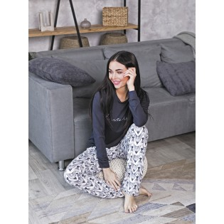 Пижама со штанами Lavander