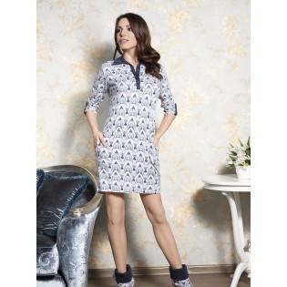 Домашнее платье Lavander