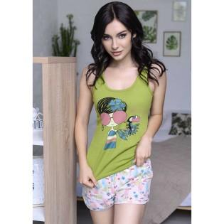 Пижама с шортами Summer