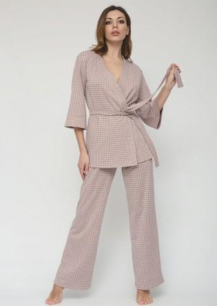 Трикотажный пижамный костюм Vanilla Sky