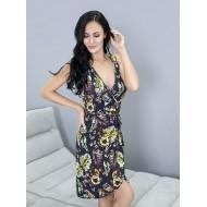 Халат платье Exotic