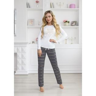 Пижама со штанами женская Jadore