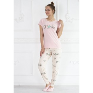 Пижама со штанами Spines