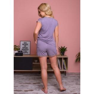 Пижама женская с шортами Venzelya