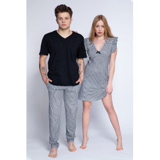 Мужская пижама со штанами Bruno