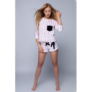 Пижама с шортами Noa