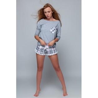 Женская пижама с шортами Cleo