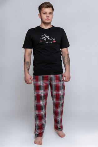 Мужской комплект со штанами Sensis Jacob