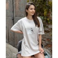 Женская футболка для сна Sensis Deer