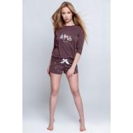 Женская пижама с шортами Sensis Mystique