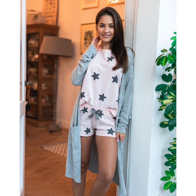 Женская пижама с шортами Sensis Mayca