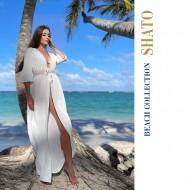 Длинное платье-туника Shato