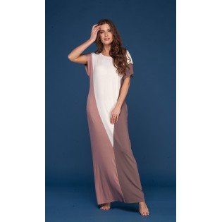 Длинное домашнее платье Wiktoria