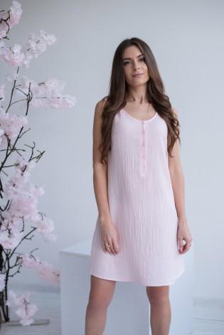 Платье-сорочка из муслина Wiktoria
