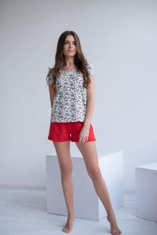 Пижама с шортами Wiktoria
