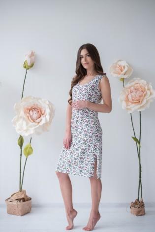 Платье-сорочка из хлопка Wiktoria