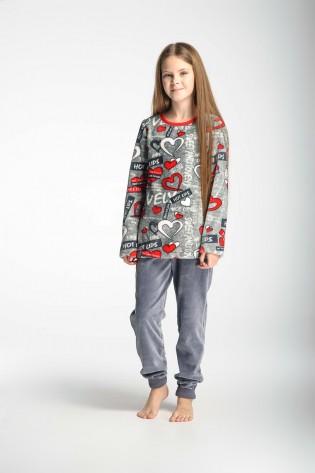 Теплая детская пижама Wiktoria