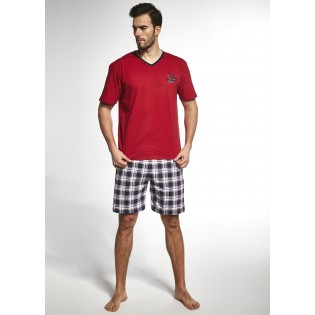 Мужская пижама с шортами Cornette
