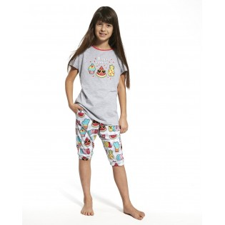 Подростковая пижама с бриджами Cornette