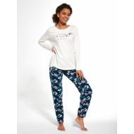 Женская пижама со штанами Cornette Breath