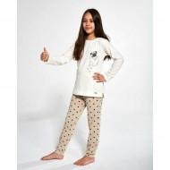 Пижама для девочки Cornette Pug