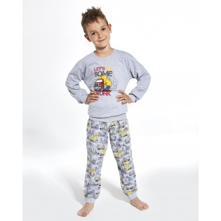 Пижама для мальчика Cornette Tripper
