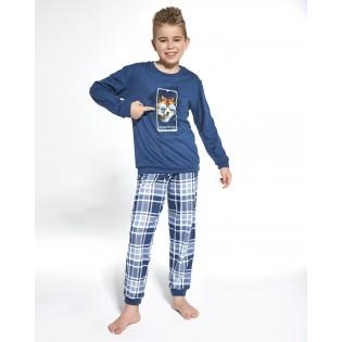 Осенняя пижама для мальчика Cornette