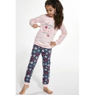 Пижама теплая для юнных леди Cornette