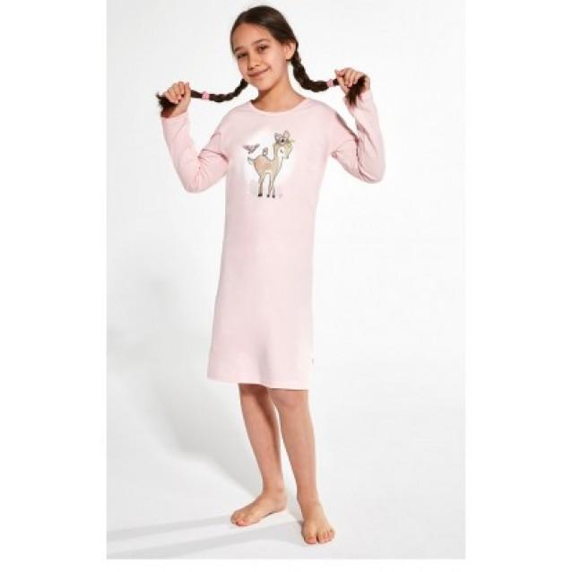 Платье-сорочка для девочки подростка Cornette Roe 4