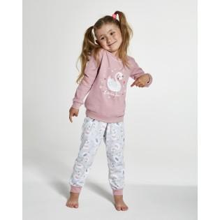 Пижама со штанами для девочки Cornette Little Swan