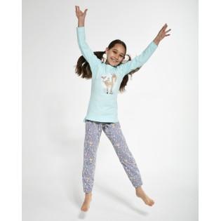 Пижама для девочки подростка Cornette Roe 2